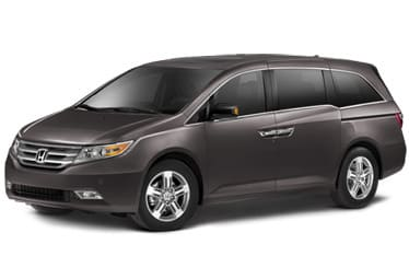 Product Image - 2013 Honda Odyssey Touring Elite