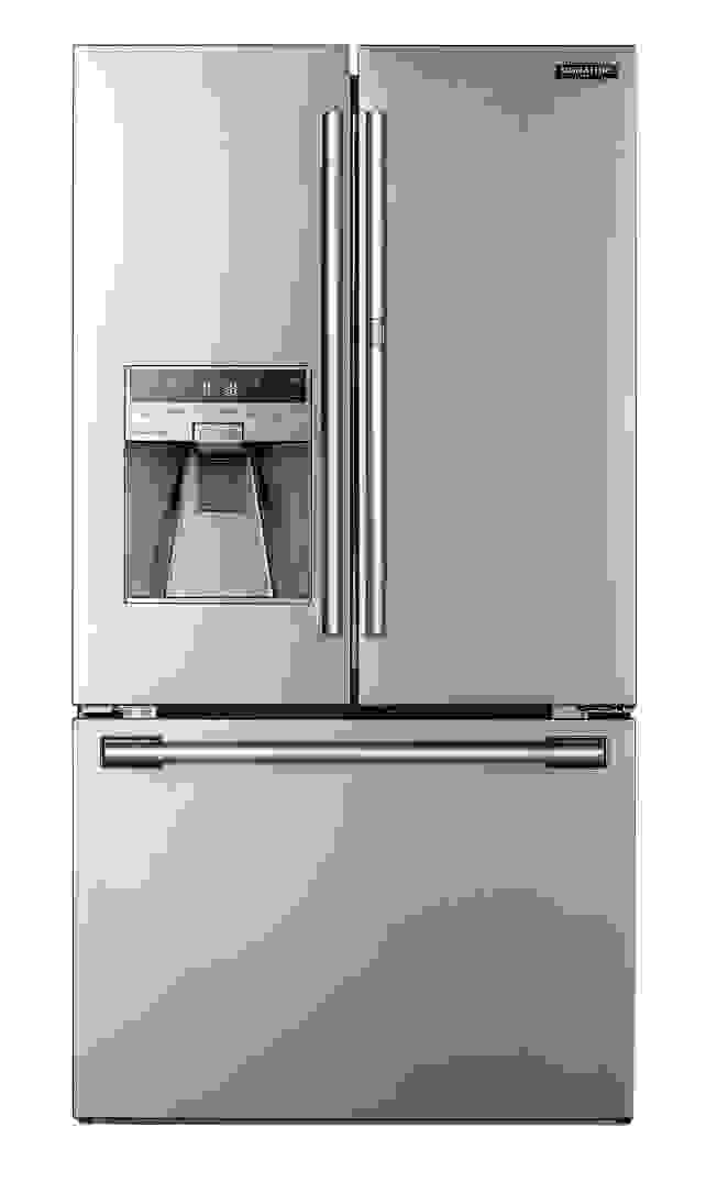 LG Signature UPFXC2466S 36-inch Door-in-Door French Door Counter-Depth Refrigerator