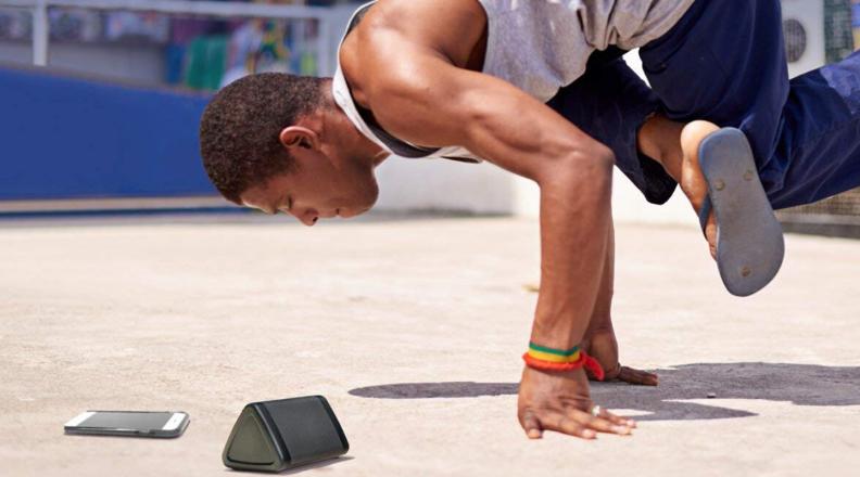 OontZ Angle 3 (3rd generation) Bluetooth Portable Speaker