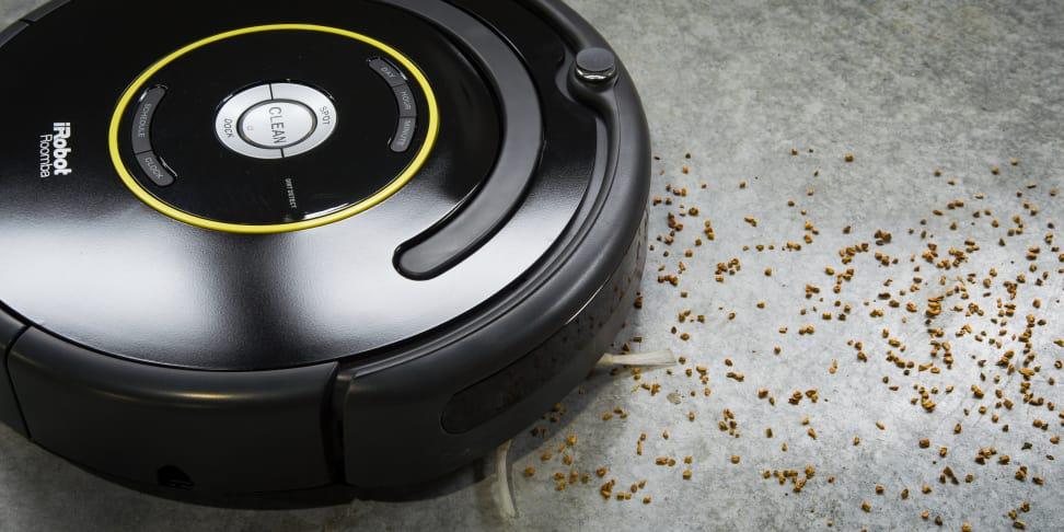 Product Image - iRobot Roomba 650