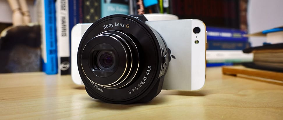 Product Image - Sony Cyber-shot QX10