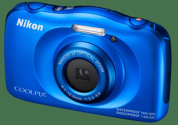 Product Image - Nikon Coolpix S33
