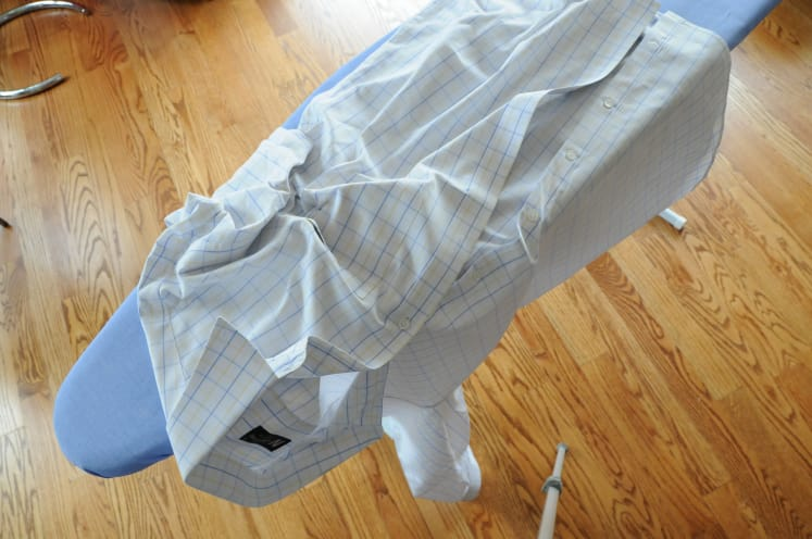 faa660785 Here's the Chemical That Makes Shirts Wrinkle-Free - Reviewed Laundry