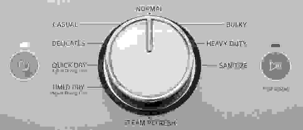 Whirlpool WED90HEFC Cycles