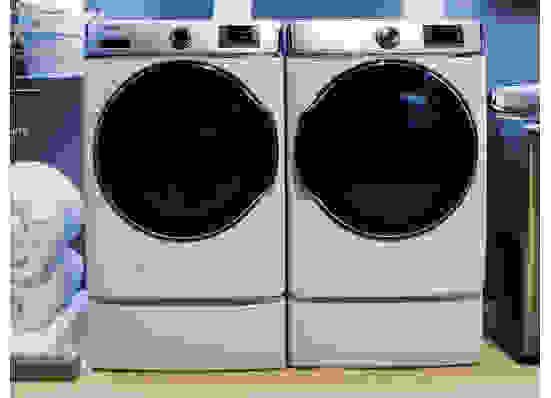 Samsung's 9000 Laundry Series