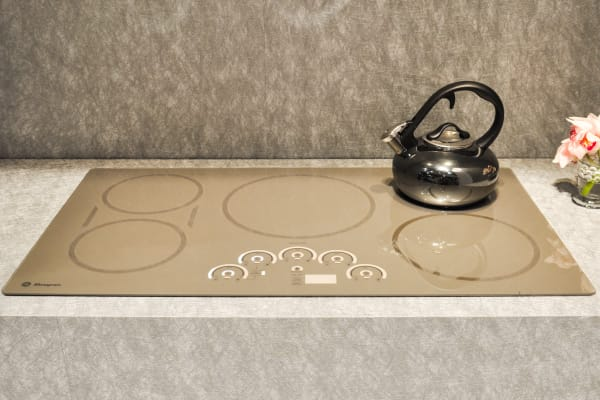 GE's Monogram induction cooktop