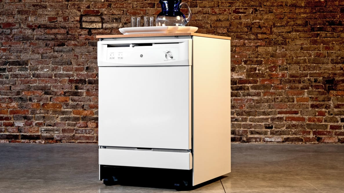 GE GSC3500DWW Portable Dishwasher