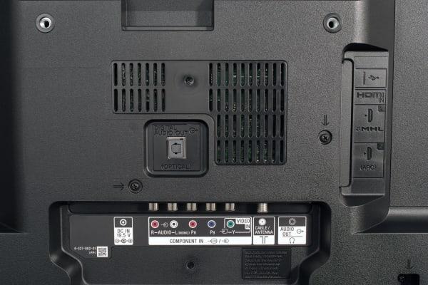 Sony KDL-32R420B Ports