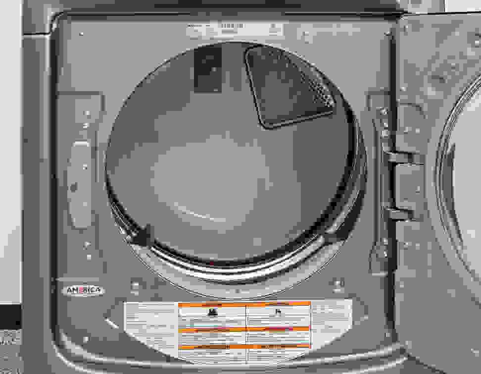Maytag Maxima MED8100DC Interior