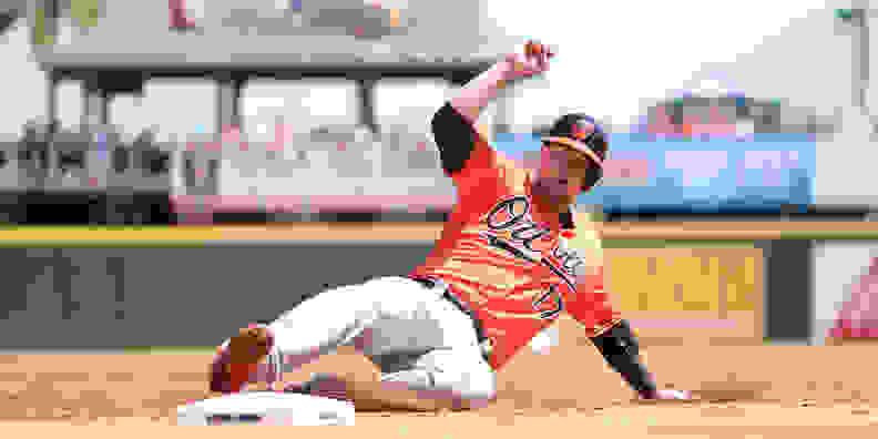 MLB Game 1