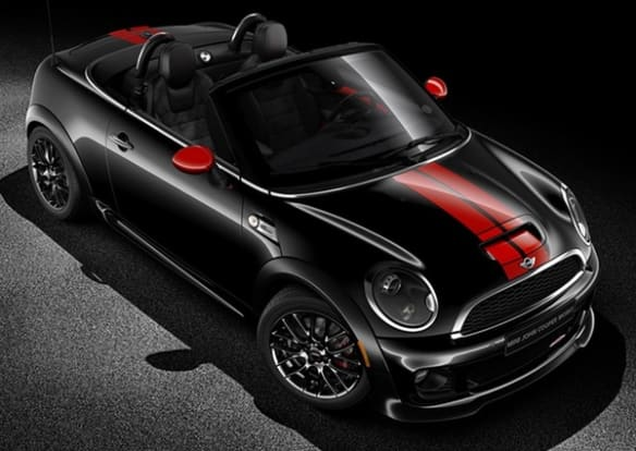 Product Image - 2012 Mini John Cooper Works Roadster