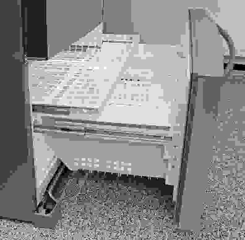 Kenmore 70343 Freezer
