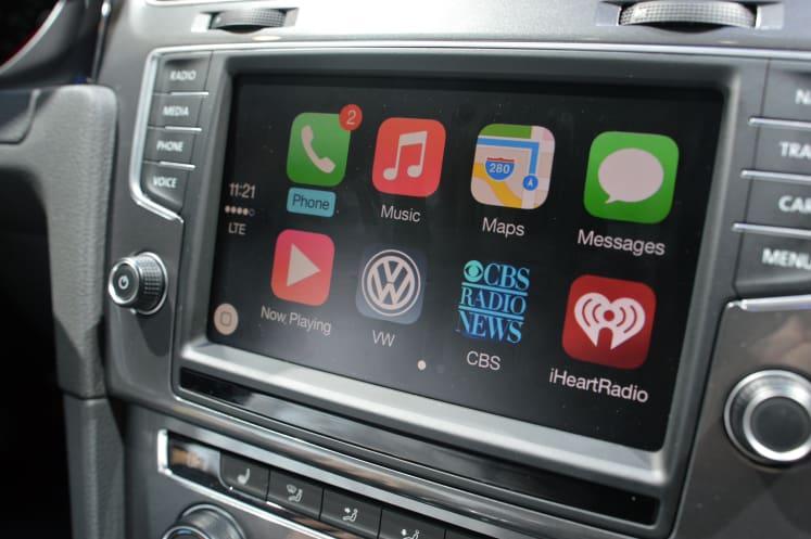 Volkswagen MIB II Infotainment System First Impressions
