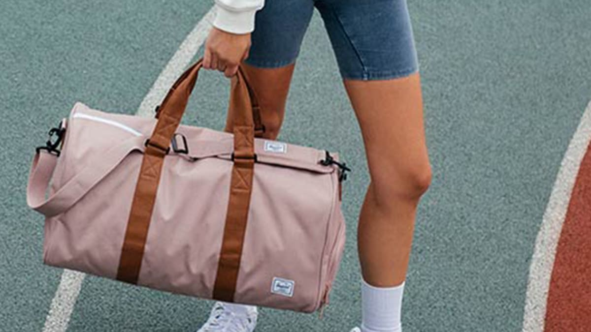 12 stylish gym bags that actually hold everything you need