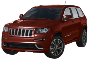 Product Image - 2013 Jeep Grand Cherokee SRT8