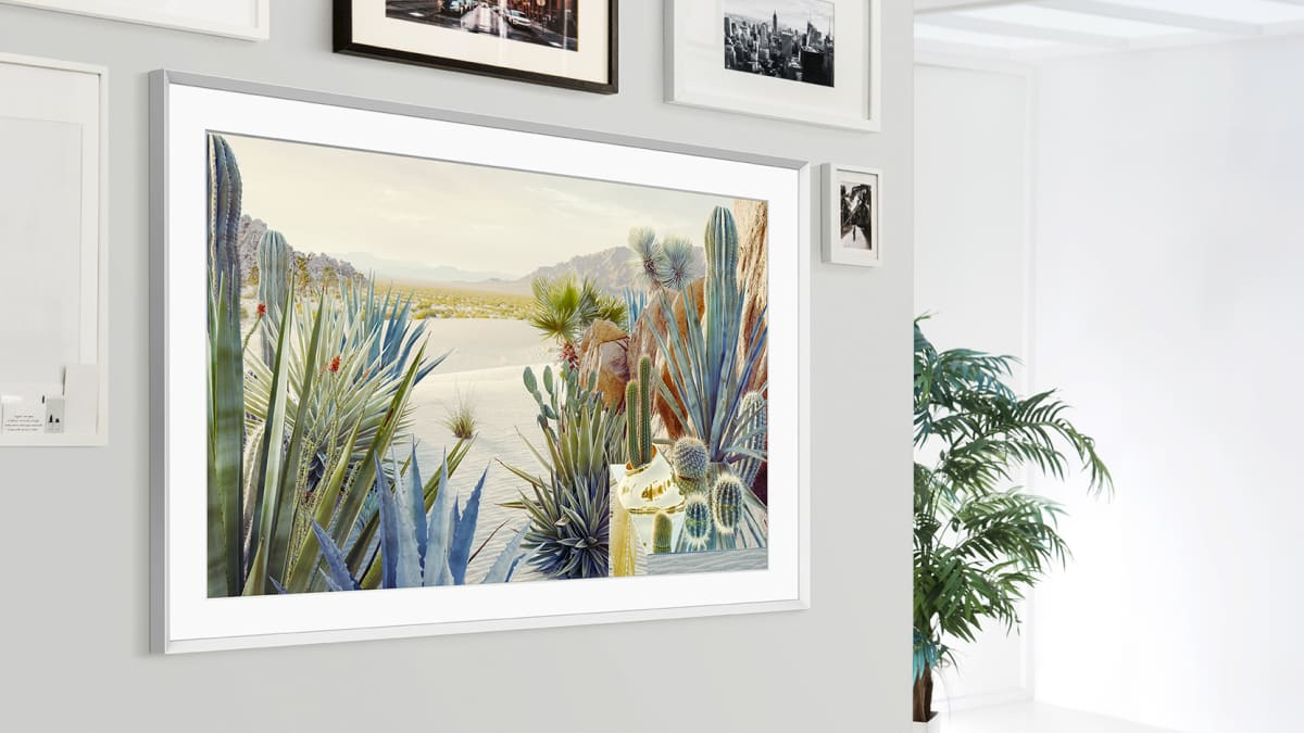 Samsung is making its lifestyle TV even more artistic this year