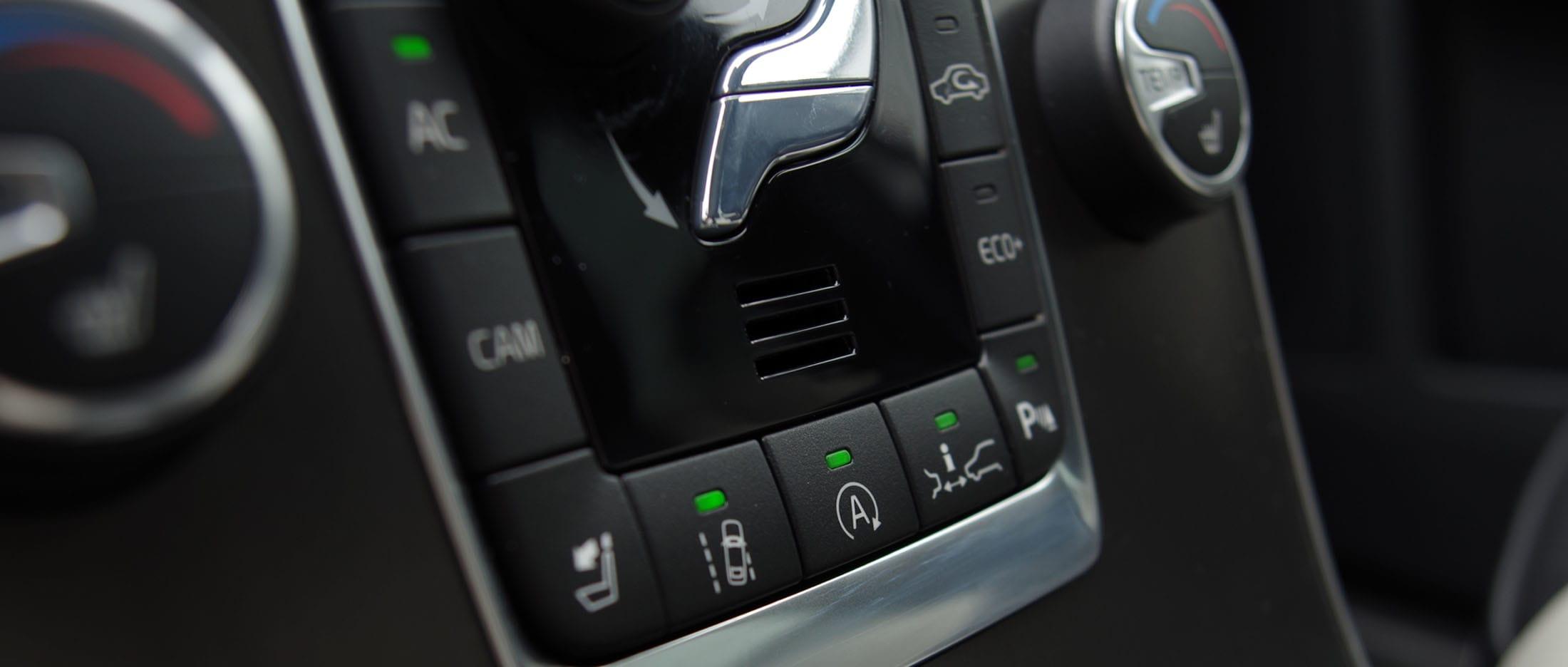 XC60 drive-e auto start stop