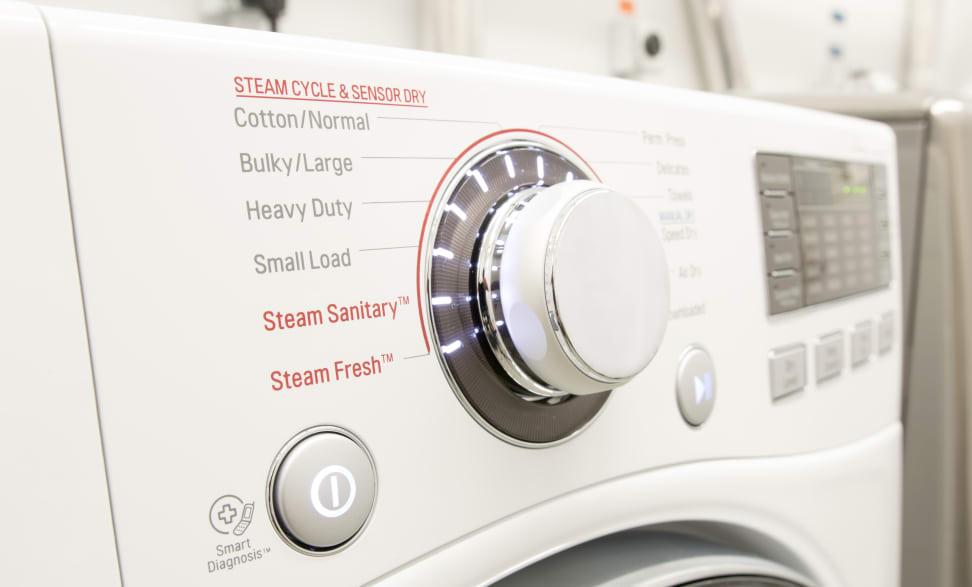 LG DLEX3570W dryer