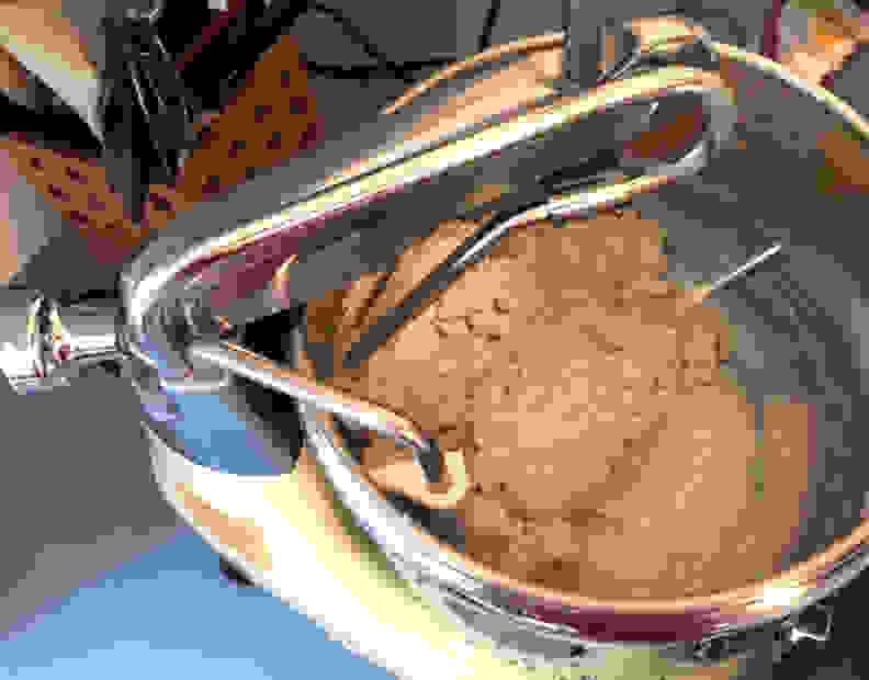 Ankarsrum Mixing Dough