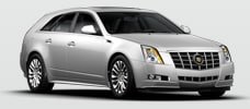 Product Image - 2012 Cadillac CTS Sport Wagon Premium