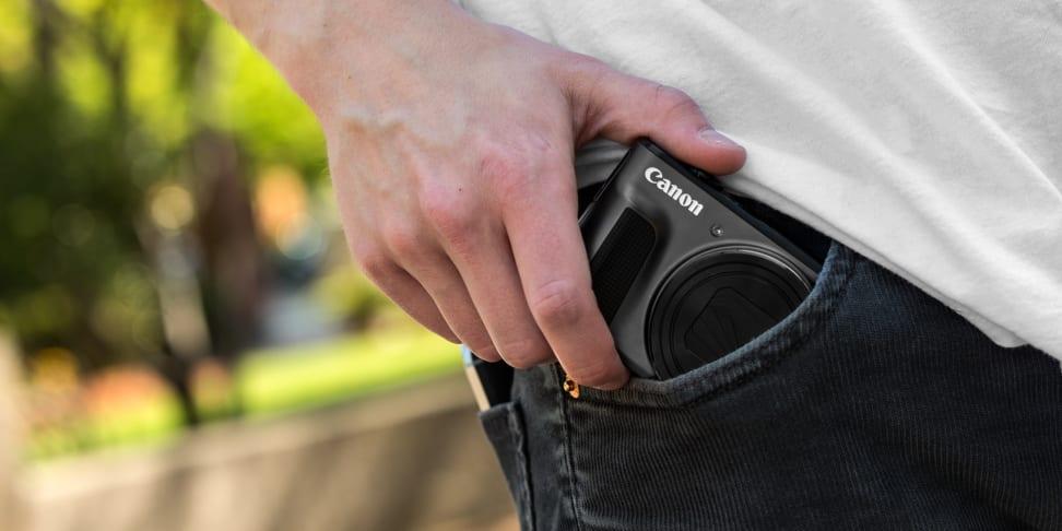 Canon PowerShot SX720 HS Digital Camera Review