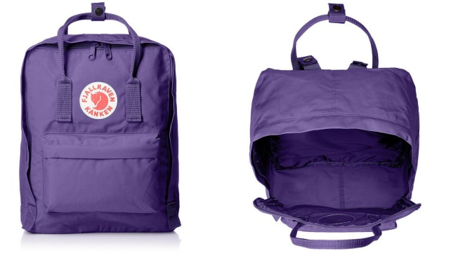 Fjallraven-backpack