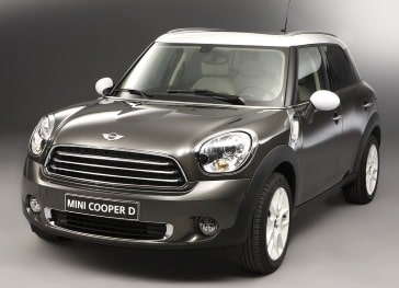 Product Image - 2012 Mini Cooper S Countryman