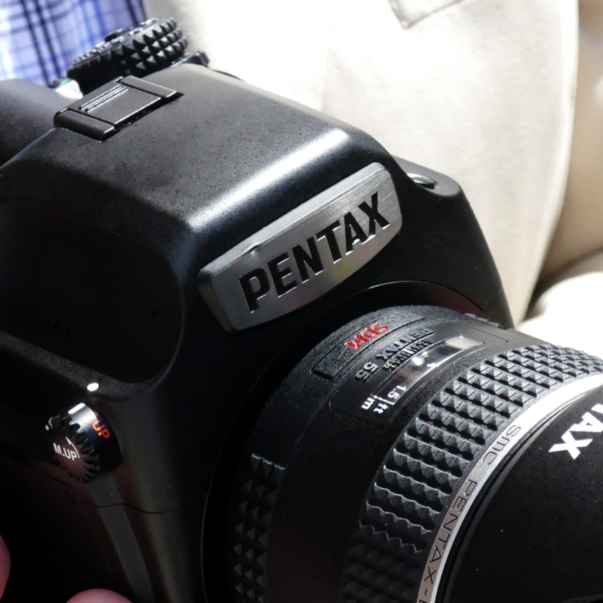 Pentax 645Z First Impressions Review - Reviewed Cameras