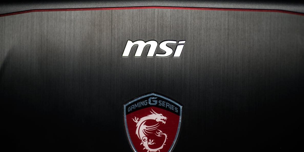MSI GS40 Phantom
