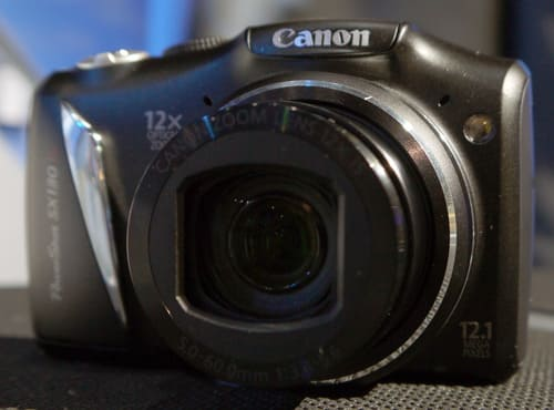 Product Image - Canon SX130 IS