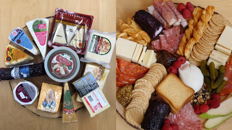 We tested 14 popular cheeses from Trader Joe's—and this was the best one