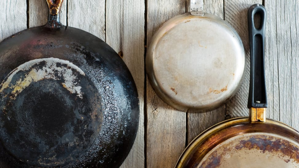 Sorry, you're ruining your pots and pans—here's how to make them last