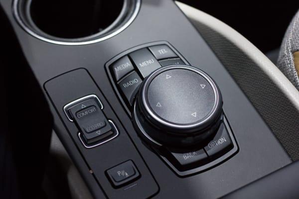 BMW Controls