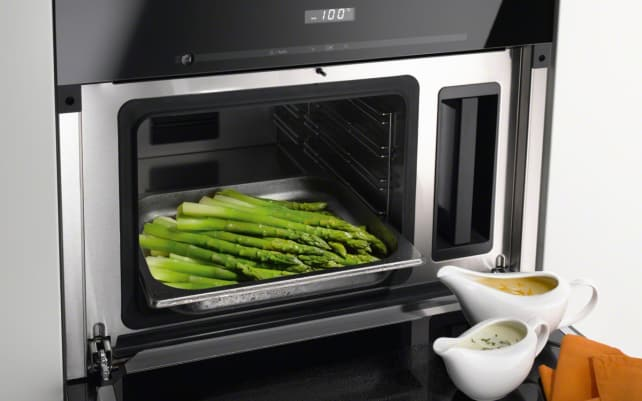 Miele steam oven