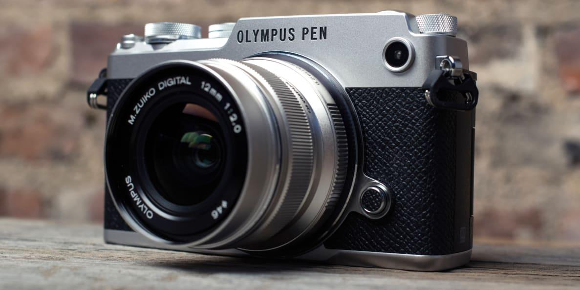 The Olympus PEN-F
