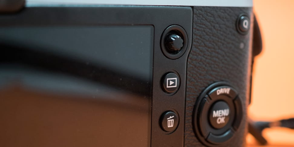 Fujifilm X100F AF Joystick