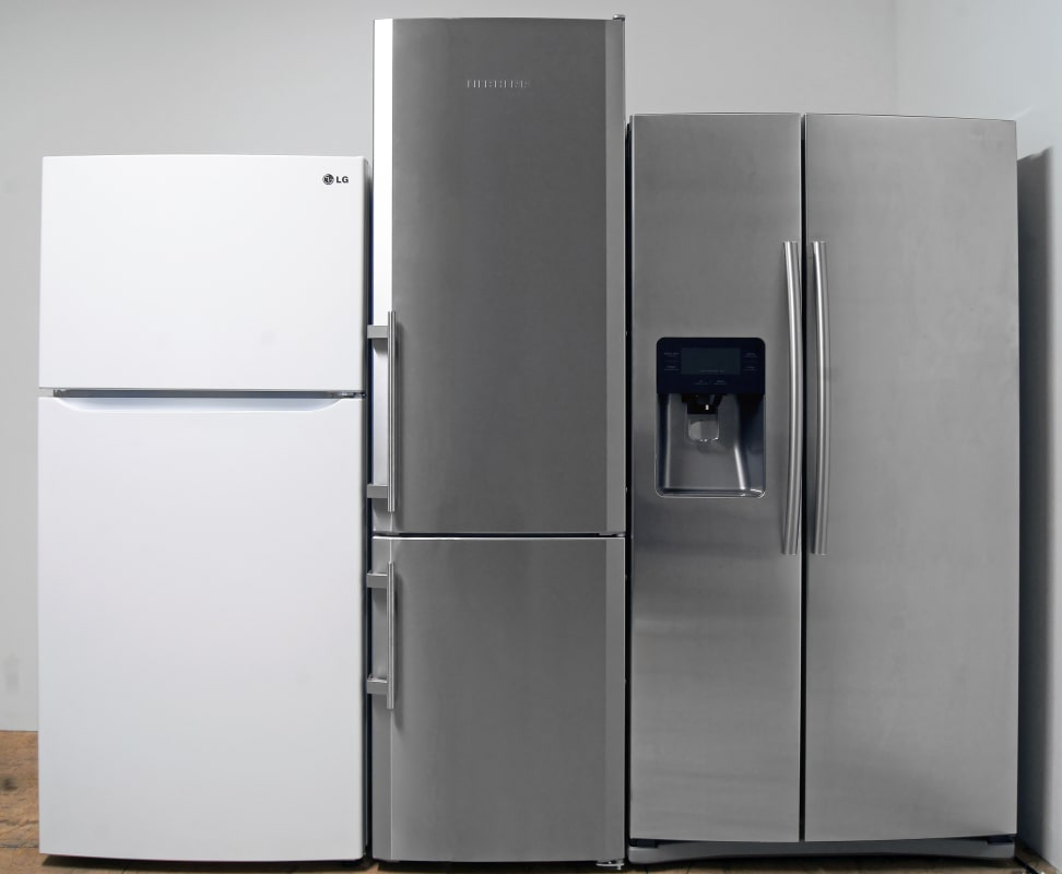 Bottom Freezer Refrigerator For Small Kitchen