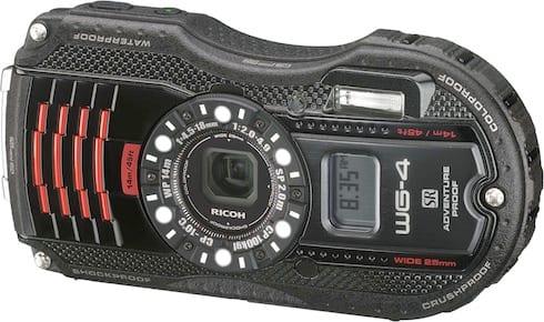 Product Image - Ricoh WG-4 GPS