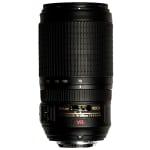 Nikon af s vr zoom nikkor 70 300mm f:4.5 5.6g if ed