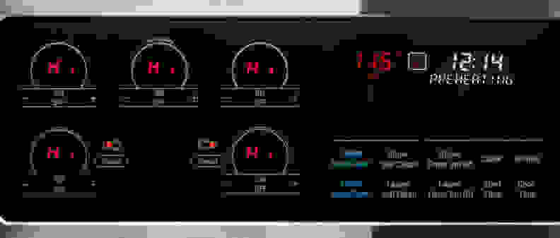 LG LDE3037ST: Best Electric Range