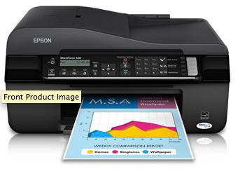 Product Image - Epson WorkForce 520