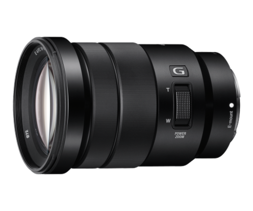 Product Image - Sony E PZ 18-105mm f/4 G OSS Power Zoom Lens