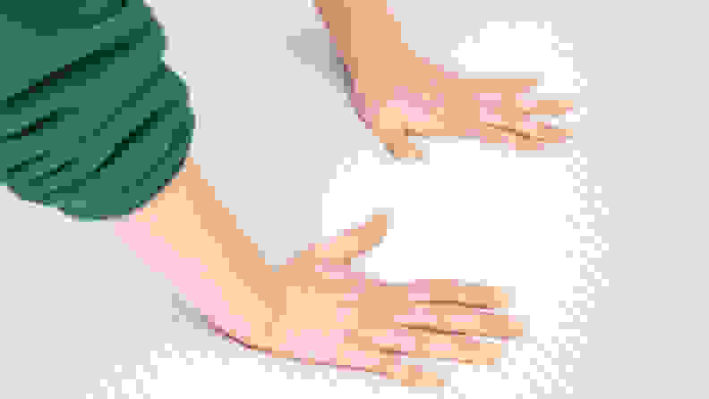 tuft & Needle sensation