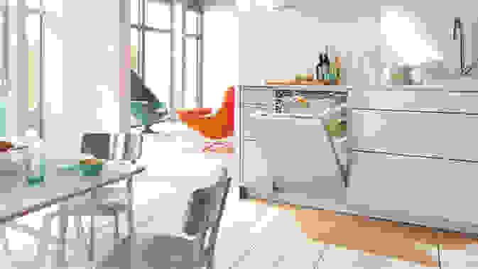 Miele Handle Free Kitchen