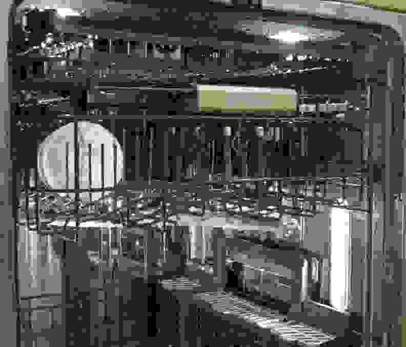 GE Monogram ZDT870SSFSS—Interior Lights