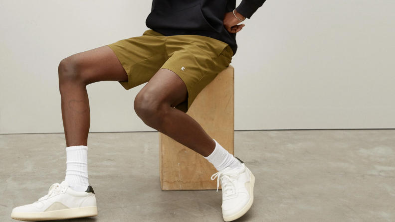 Everlane sport shorts