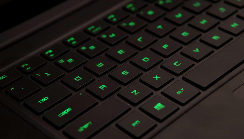 Razer Blade Keyboard