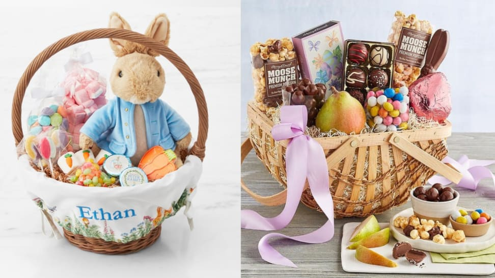 easter basket hero