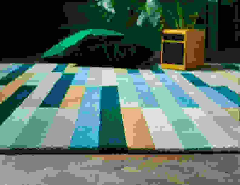 Kronge-rug
