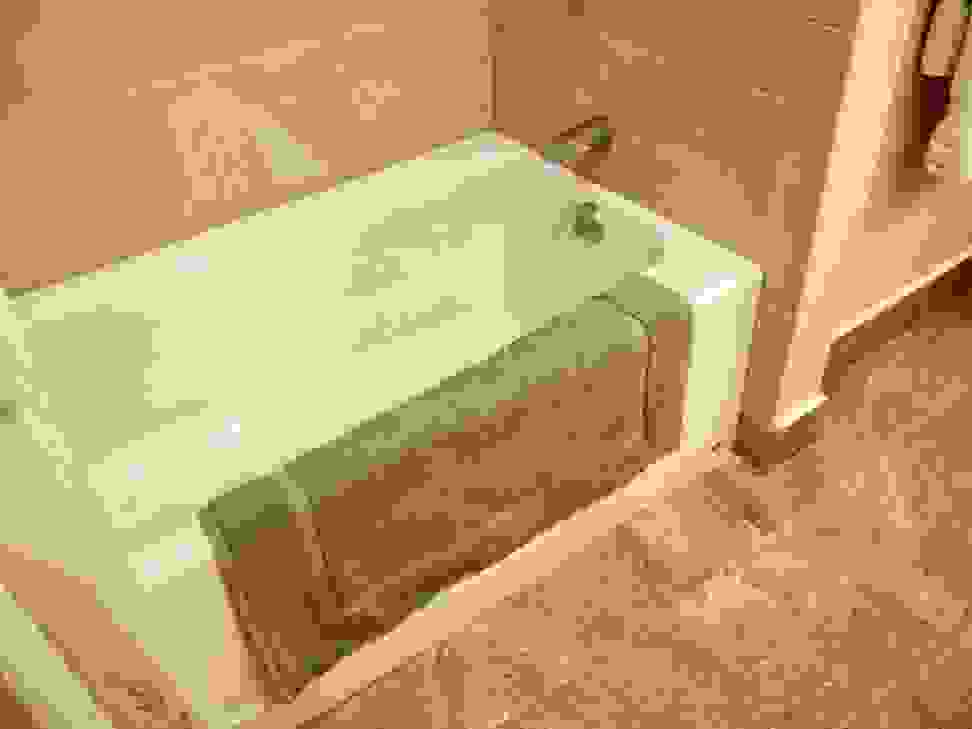AmazonBasics bath mat